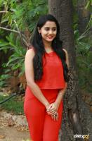 Arthana Binu at Sema Movie Press Meet (2)