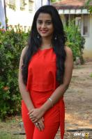 Arthana Binu at Sema Press Meet (2)