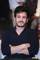 Akhil Akkineni at Officer Pre Release Event (5)
