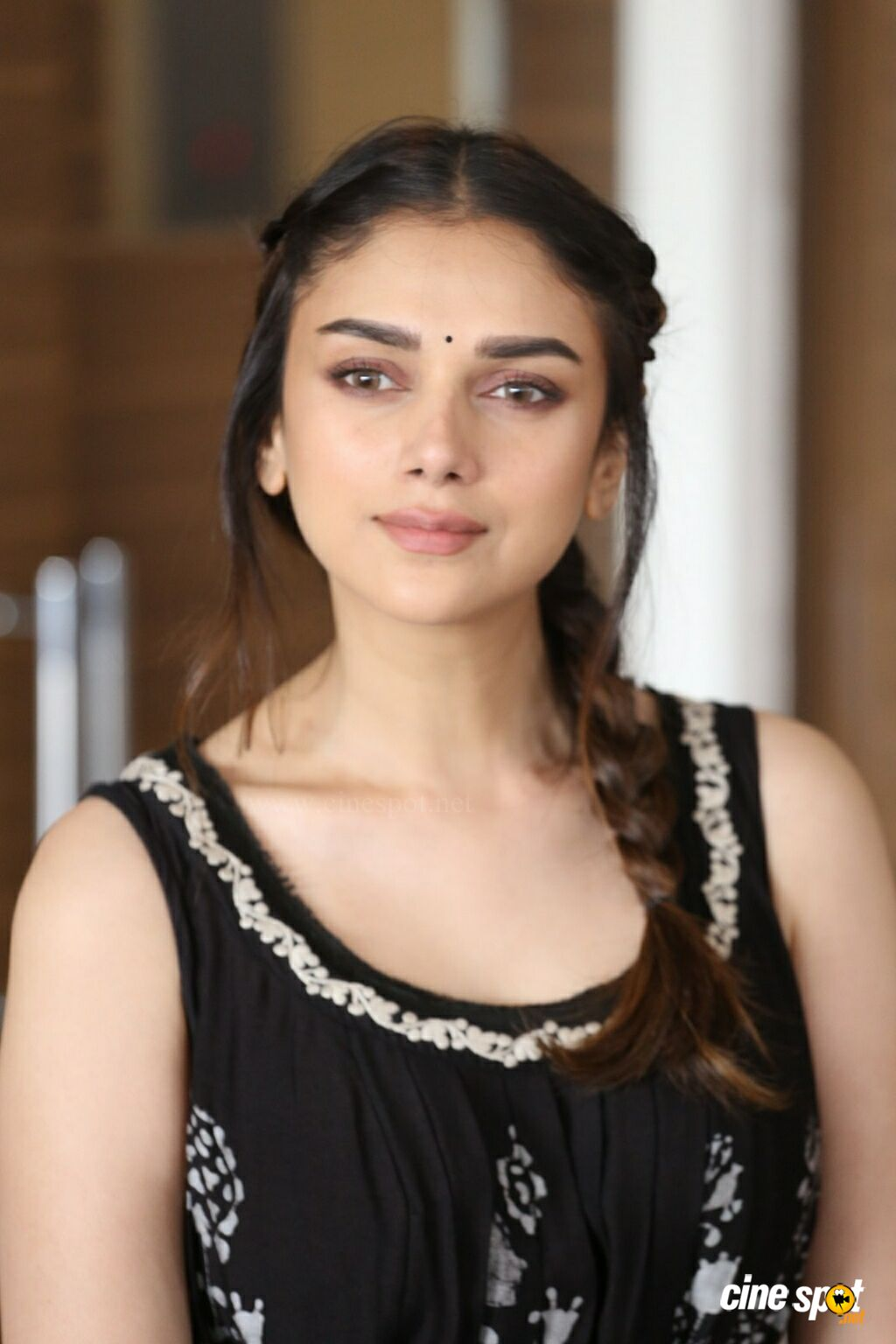 Sammohanam Heroine Aditi Rao Hydari Interview Photos (44)
