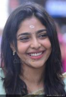 Aishwarya Lekshmi at Vijay Superum Pournamiyum Pooja (3)