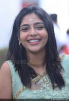 Aishwarya Lekshmi at Vijay Superum Pournamiyum Pooja (4)