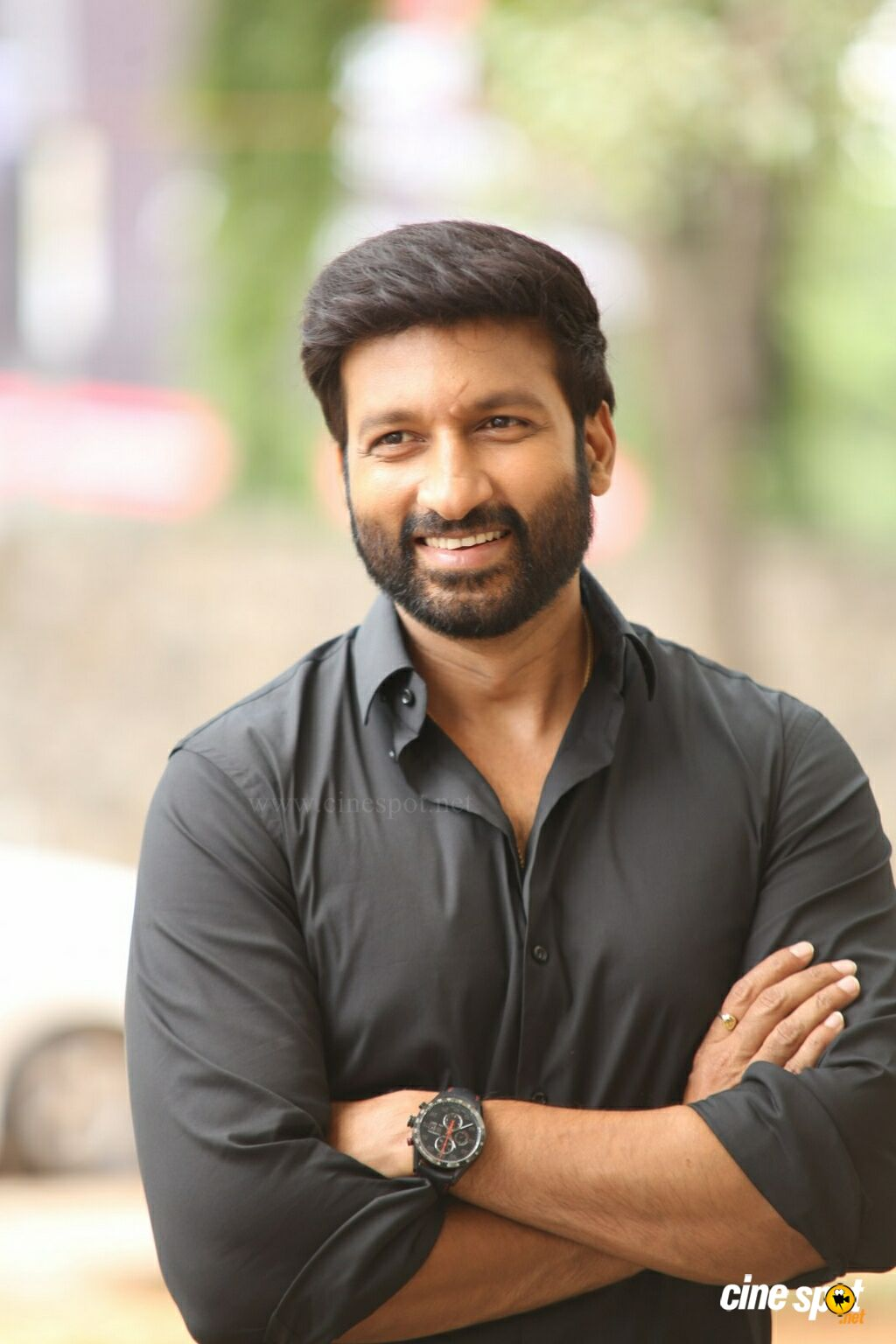 Gopichand Interview About Pantham Movie (16)