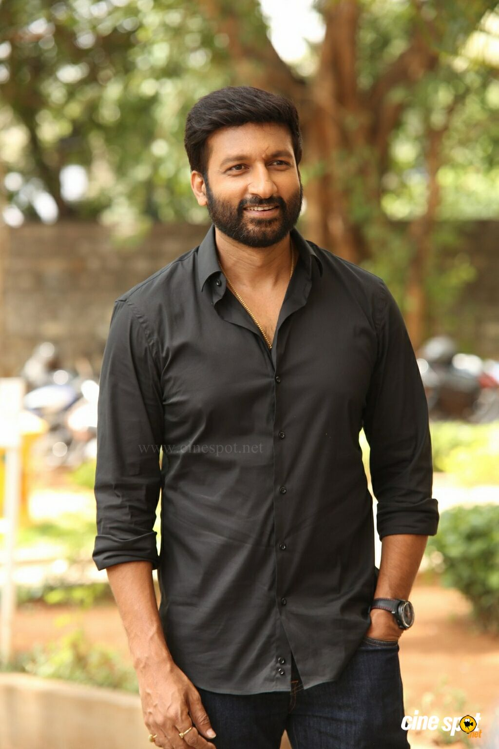 Gopichand Interview About Pantham Movie (5)