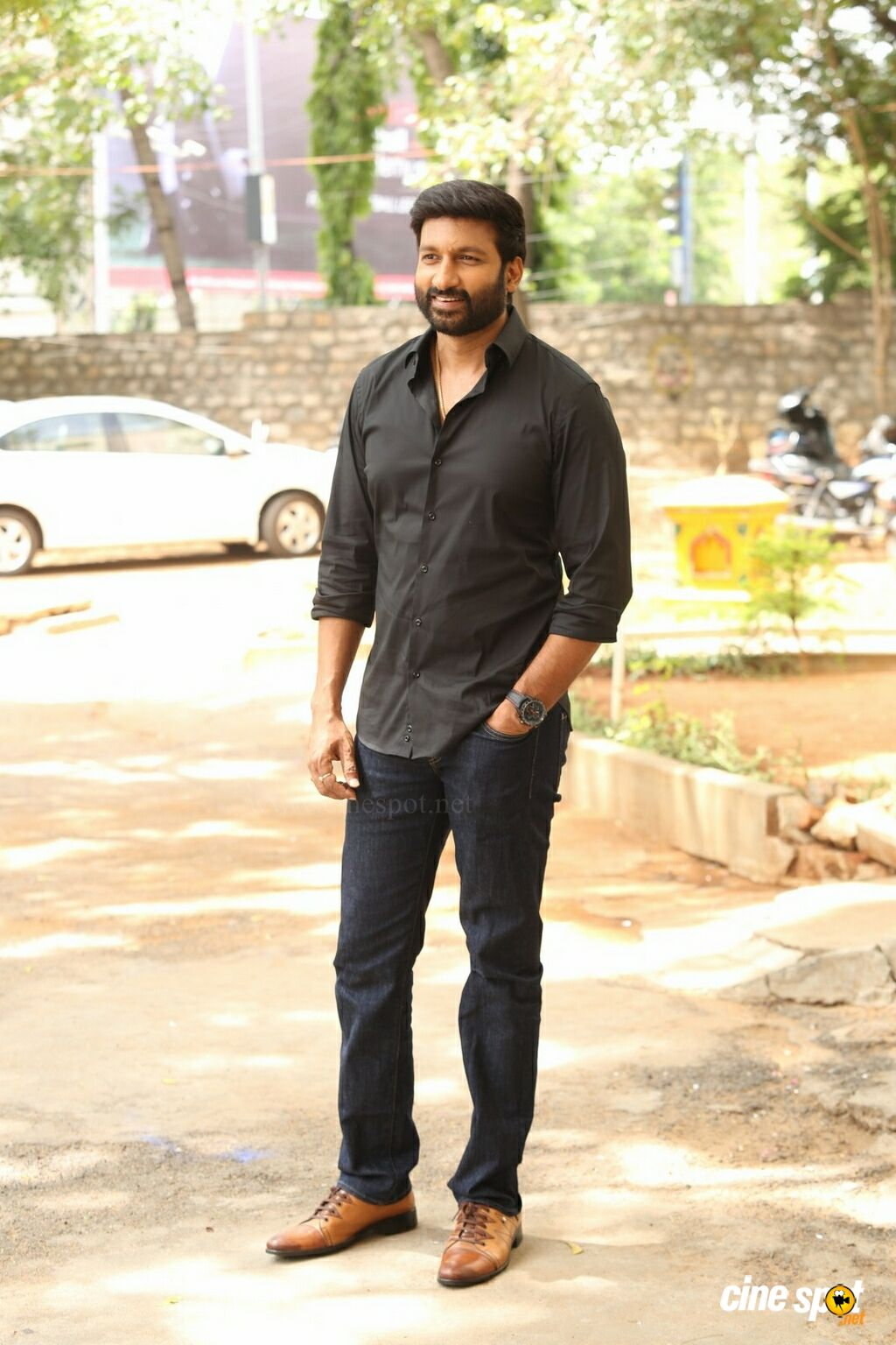 Gopichand Interview About Pantham Movie (9)