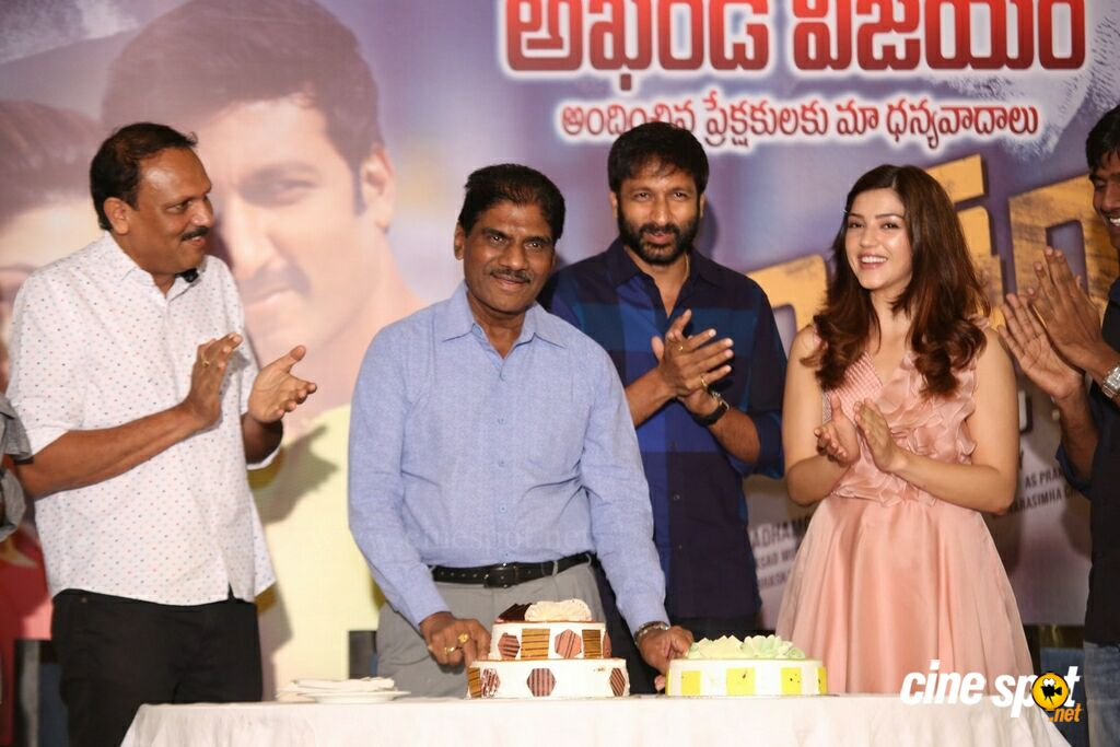 Pantham Movie Success Meet (17)