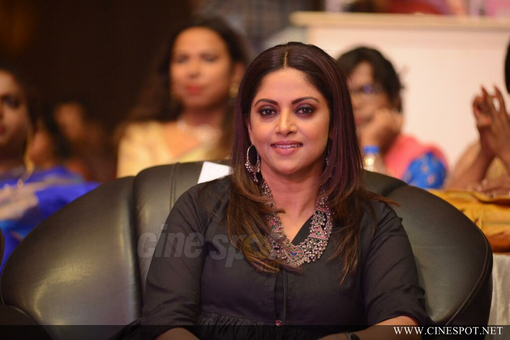 Nadhiya at Queen of Dhwayah 2018 (3)