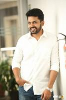 Karthi Interview Stills About Chinna Babu (1)