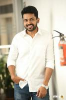 Karthi Interview Stills About Chinna Babu (2)