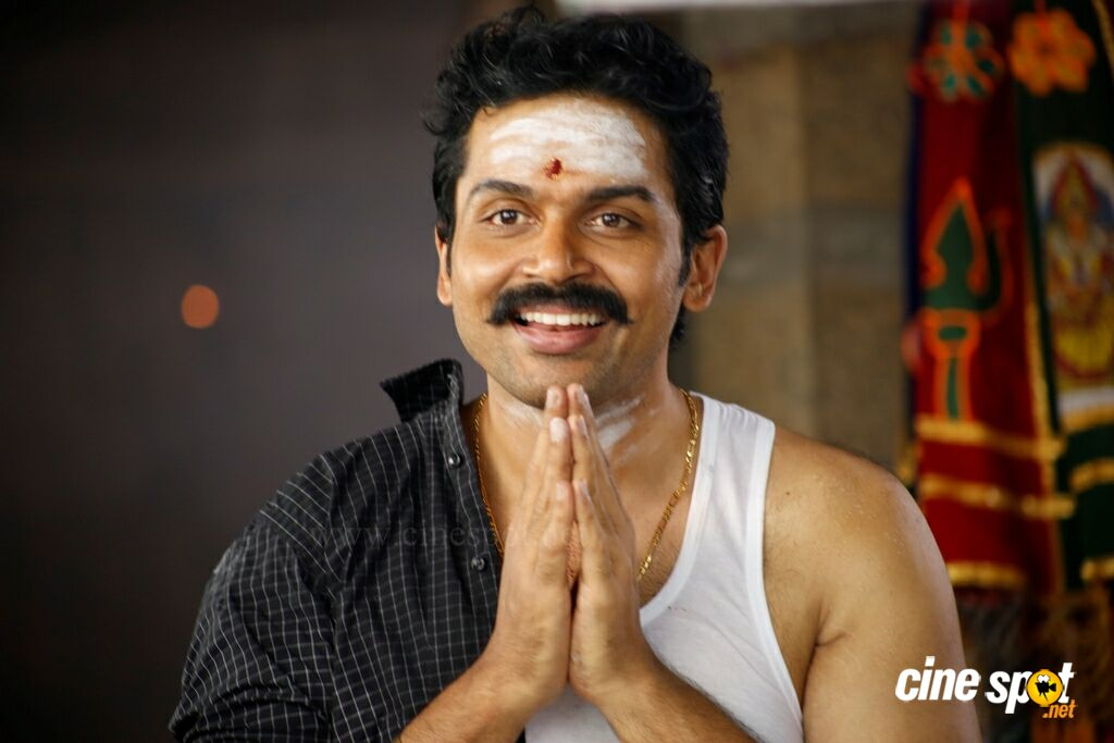 Karthi in Kadaikutty Singam (3)