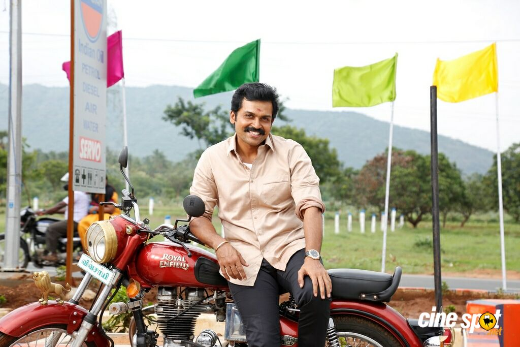 Karthi in Kadaikutty Singam (4)