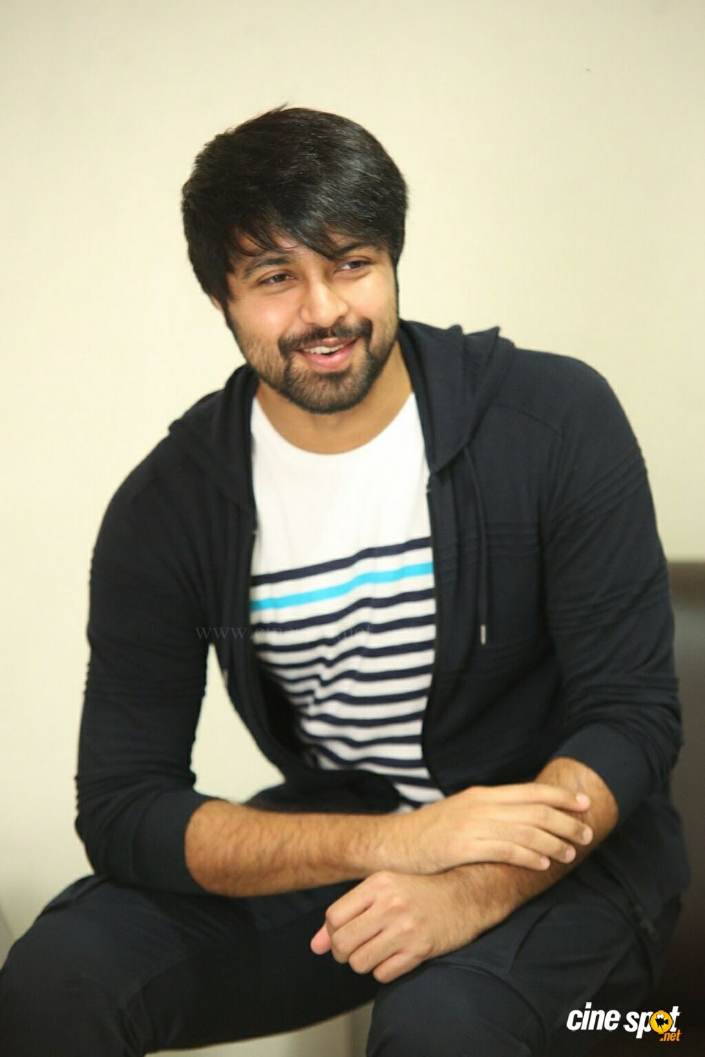 Vijetha Hero Kalyan Dev Interview Photos (2)