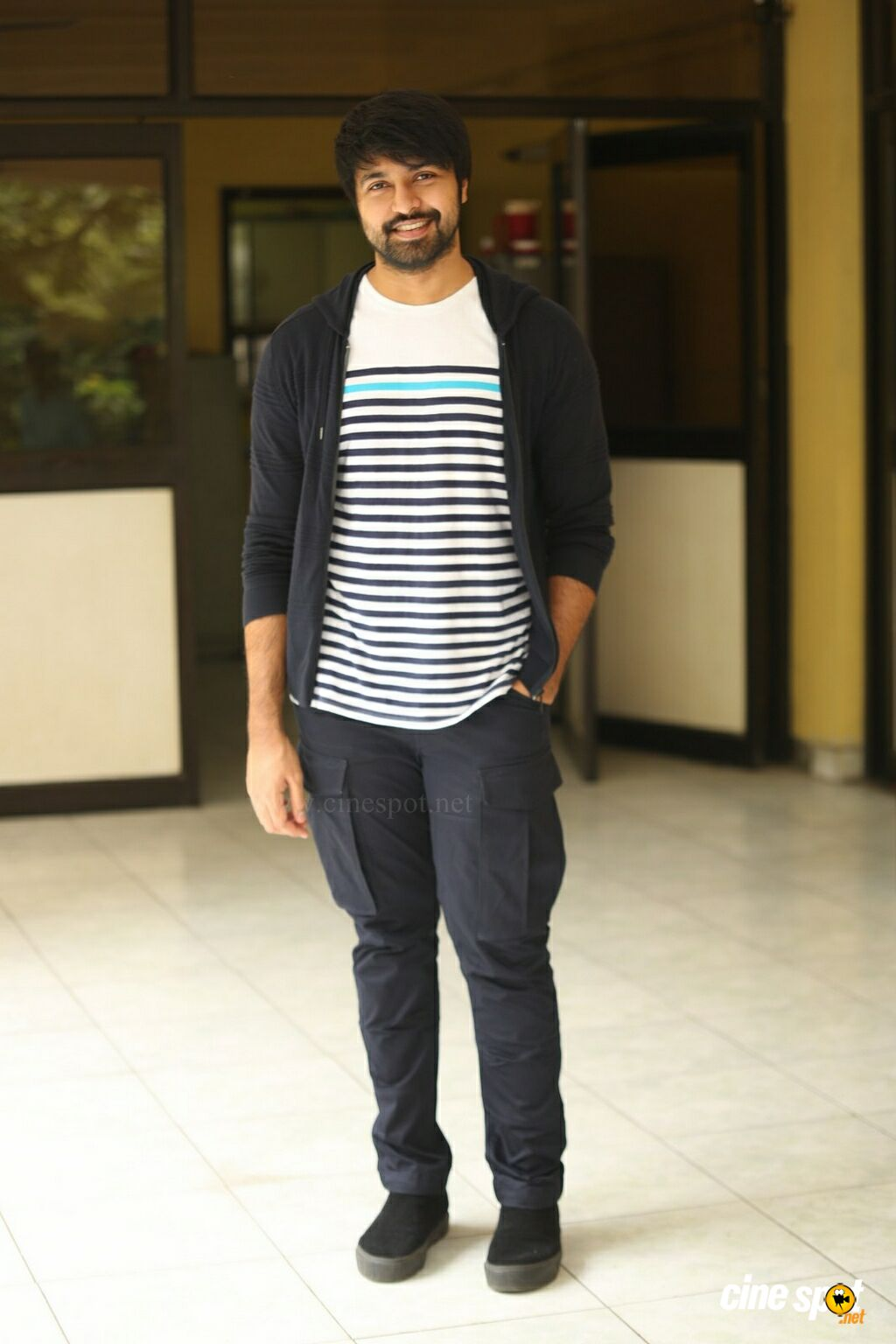Vijetha Hero Kalyan Dev Interview Photos (32)
