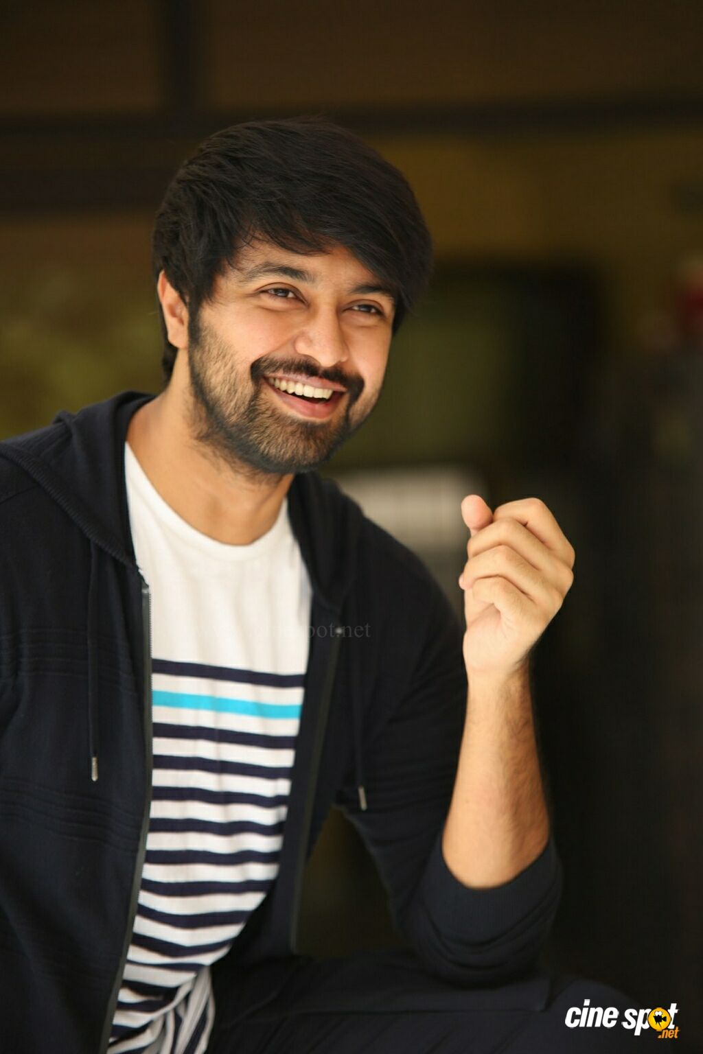 Vijetha Hero Kalyan Dev Interview Photos (35)