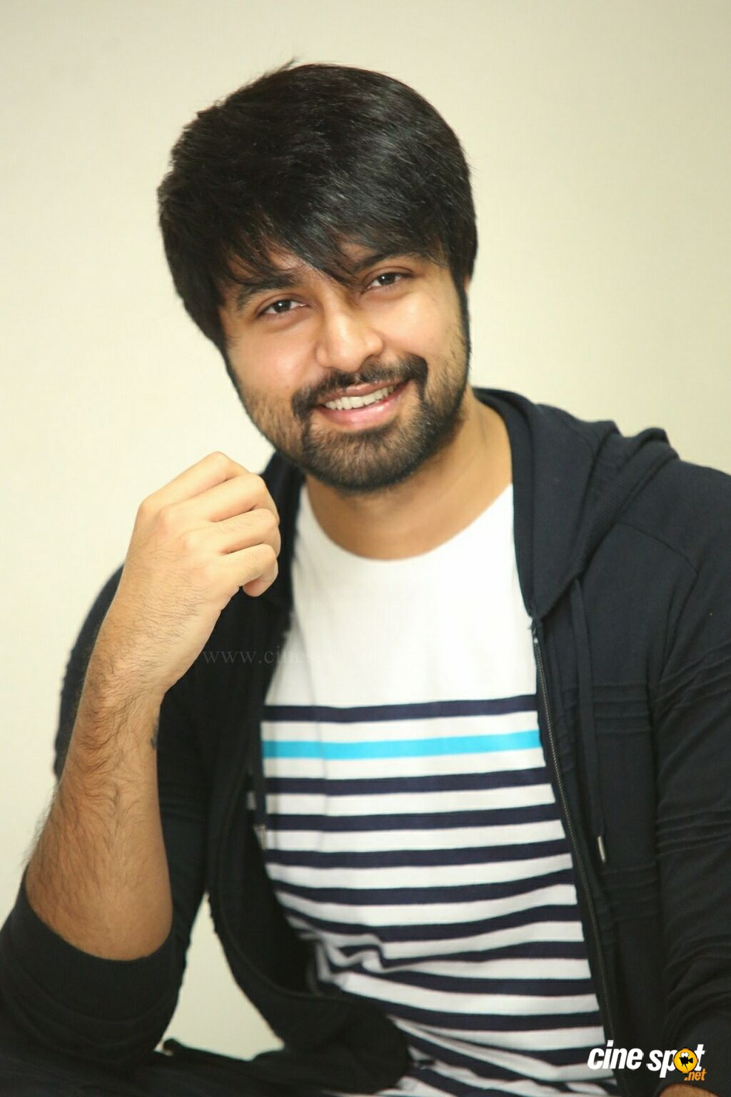 Vijetha Hero Kalyan Dev Interview Photos (5)