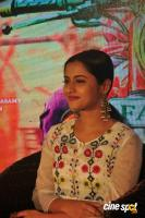 Arthana at Kadaikutty Singam Kerala Promotion (2)