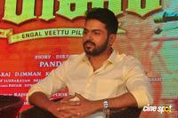 Karthi at Kadaikutty Singam Kerala Promotion (6)