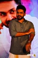 Karthi at Kadaikutty Singam Kerala Promotion (3)