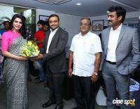 Samantha Participated In A Social Initiative Taken Up By Phonak Photos