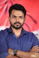 Karthi at Chinna Babu Movie Success Meet (2)