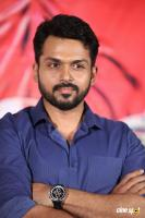 Karthi at Chinna Babu Movie Success Meet (3)