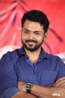 Karthi at Chinna Babu Movie Success Meet (4)
