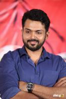 Karthi at Chinna Babu Movie Success Meet (5)