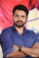 Karthi at Chinna Babu Movie Success Meet (6)