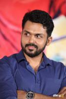 Karthi at Chinna Babu Movie Success Meet (7)