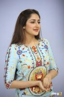 Sayesha Saigal at Chinna Babu Success Meet (23)
