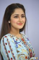Sayesha Saigal at Chinna Babu Success Meet (24)