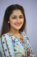 Sayesha Saigal at Chinna Babu Success Meet (25)