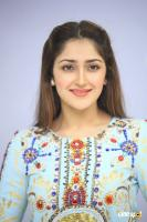 Sayesha Saigal at Chinna Babu Success Meet (31)