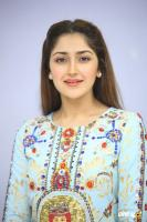 Sayesha Saigal at Chinna Babu Success Meet (36)