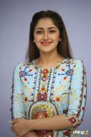 Sayesha Saigal at Chinna Babu Success Meet (5)