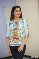 Sayesha Saigal at Chinna Babu Success Meet (9)