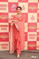 Sayesha Saigal at Kadaikutty Singam Thanks Giving Meet (2)