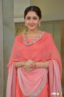 Sayesha Saigal at Kadaikutty Singam Thanks Giving Meet (5)