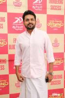 Karthi at Kadaikutty Singam Thanks Giving Meet (1)