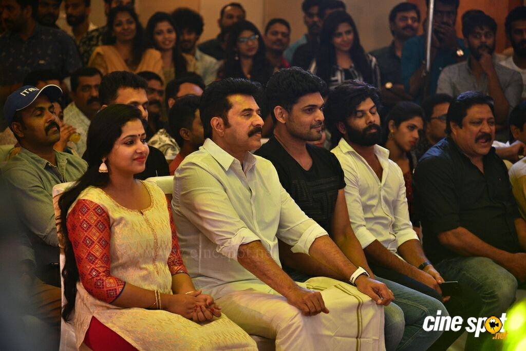 Oru Kuttanadan Blog Audio Launch (13)