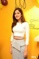 Simran Choudhary at The Belgian Waffle Store Launch (1)