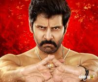 Saamy Square Actor Vikram (2)