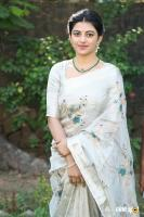 Anandhi at Pariyerum Perumal Press Meet (1)