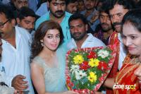 Pranitha Inaugurates Videos Silks Showroom (3)