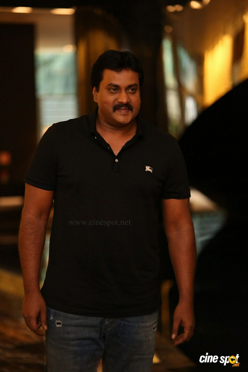 Sunil at Aravinda Sametha Movie Press Meet (6)