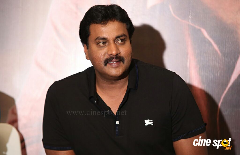 Sunil at Aravinda Sametha Movie Press Meet (1)