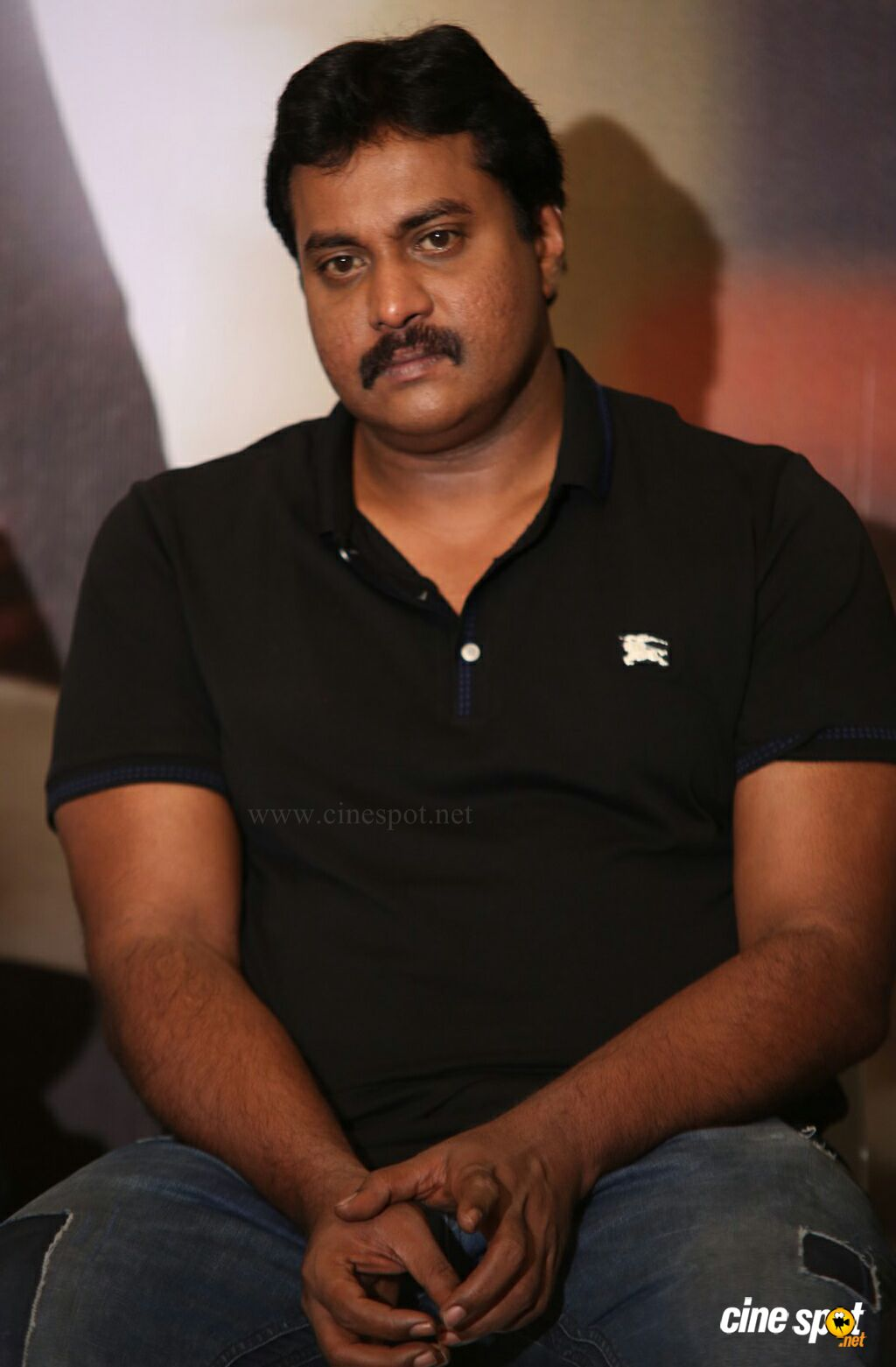 Sunil at Aravinda Sametha Movie Press Meet (3)