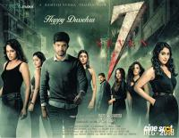 Seven Movie Dussehra Wishes Poster