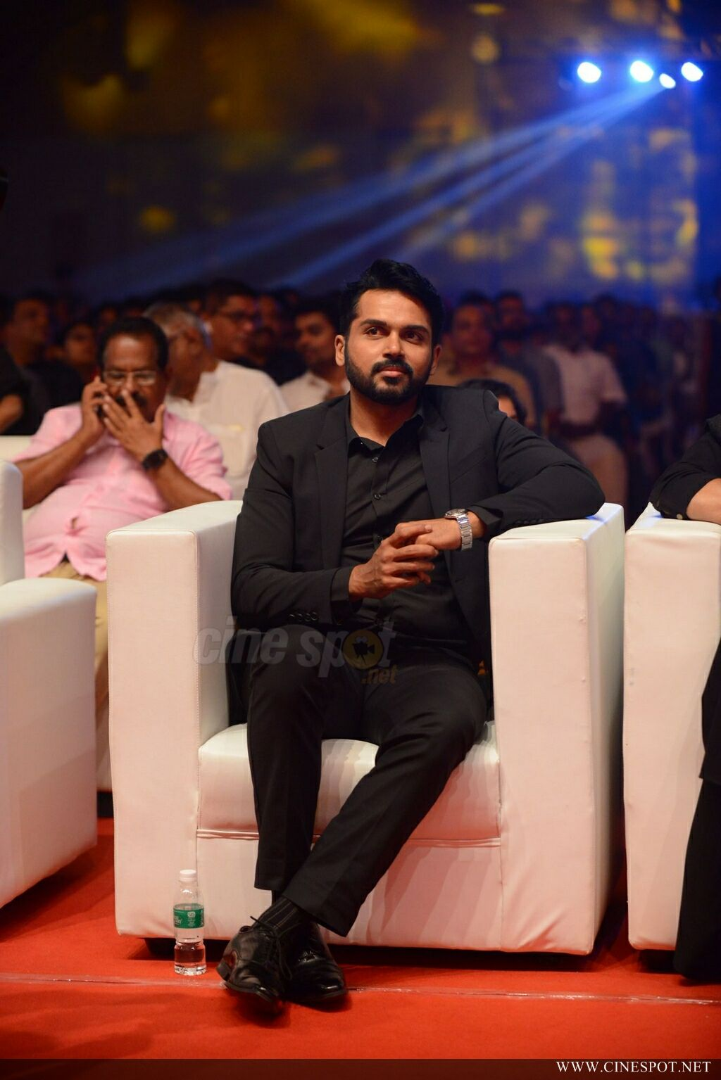 Karthi at Zee Keralam Channel Launch (11)