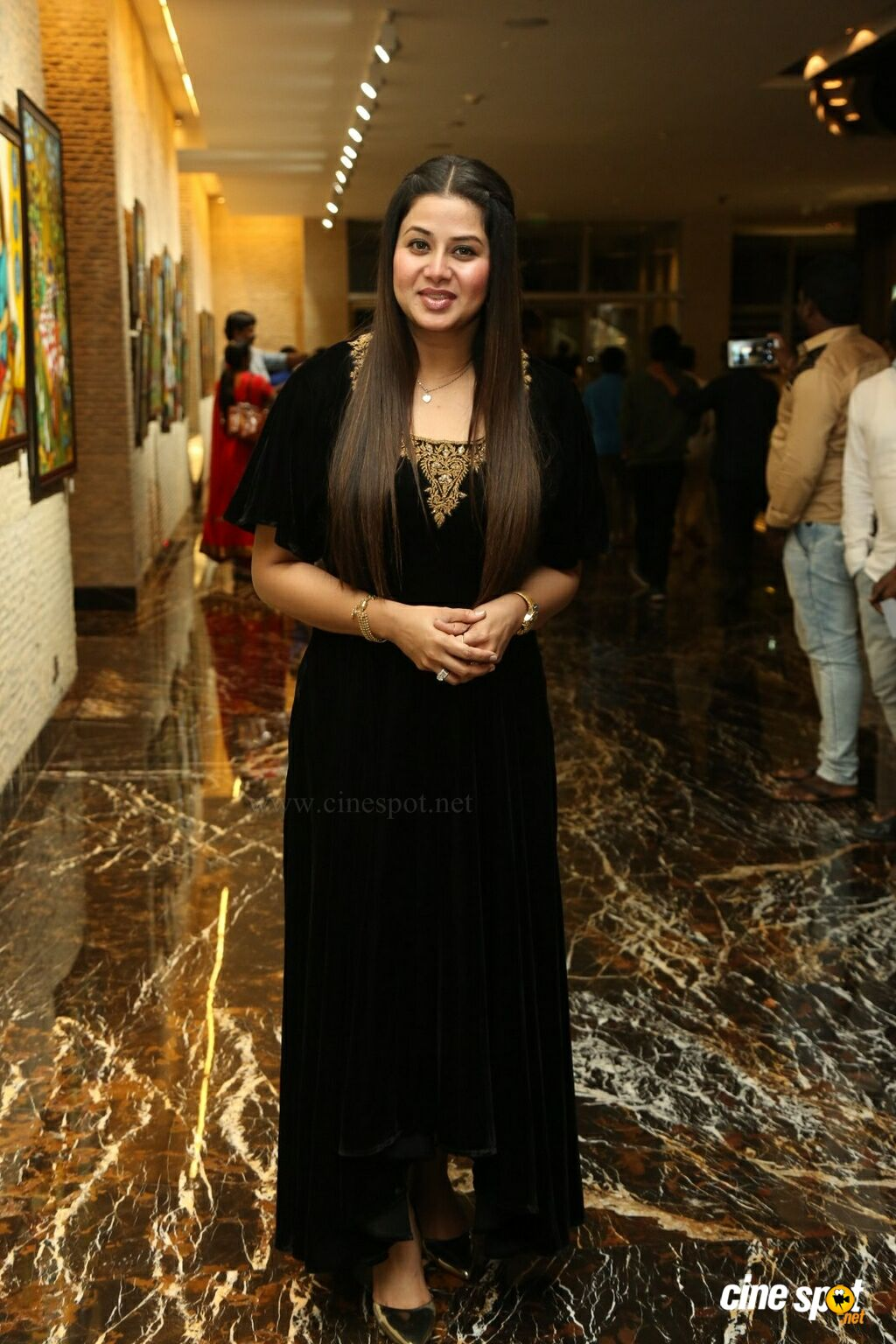Sangeetha at Telangana Devudu Audio Launch (10)